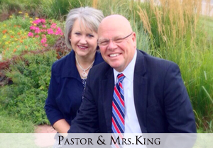 Pastor King and Jan