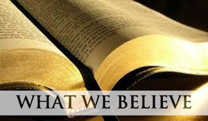 What We Believe button 1